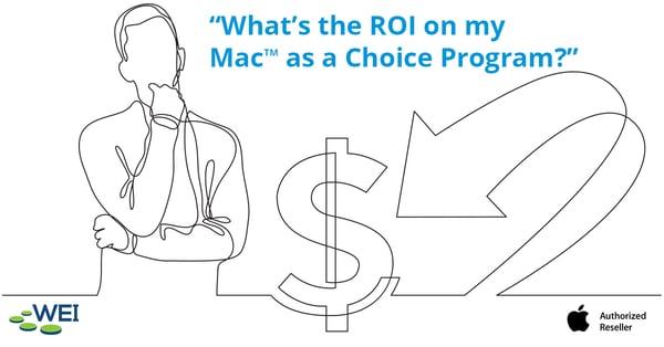 Apple Device Blog Mac ROI