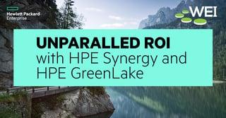 ROI-HPE-Synergy-HPE-GreenLake-wei