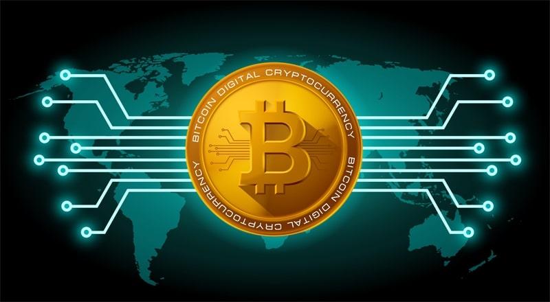 bitcoin-digital-cryptocurrency