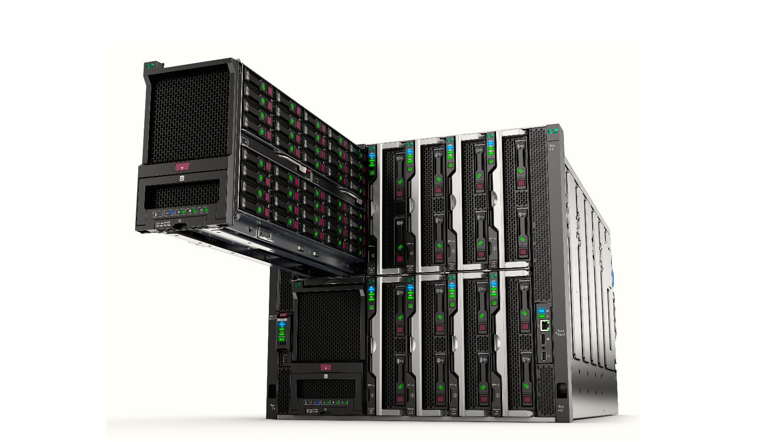 HPE Synergy hardware