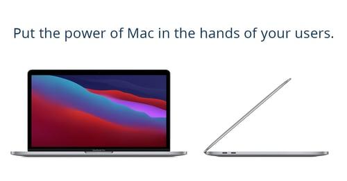 Mac at Work - Why offer Mac as a Choice