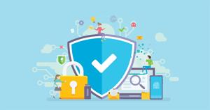 security checklist graphic